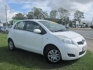 2010 Toyota Yaris Hatchback - FULL SERVICE HISTORY - $6999 - 158K Lawnton Pine Rivers Area Preview
