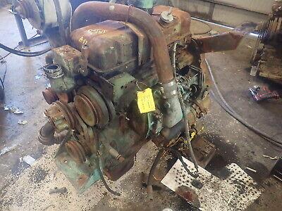 Detroit Diesel 4-53t Turbo Engine Runs Exc Video Truck 4-53 453 Gm Rat Rod