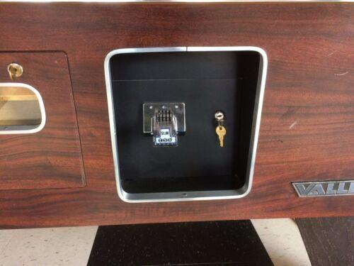 Valley COIN DOOR complete w/mech, lock