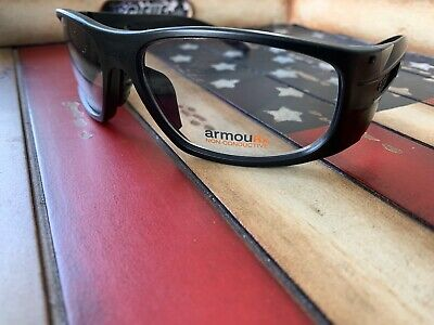 Prescription Safety Glasses ArmouRx 6001 ANSI/CSA Compliant . Option To Add (Rx Prescription Safety Glasses)