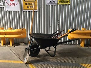 Wheelbarrow with Garden Tools Rosebery Inner Sydney Preview