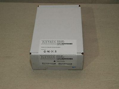 Distech Controls Ecc-301 Lonworks Remote Io Hvac Controller - New Sealed