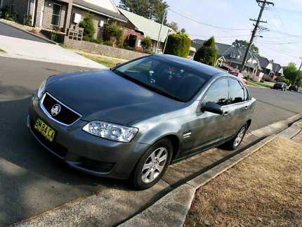 Dual Fuel 2011 Holden Commodore for sale.  Excellent condition.