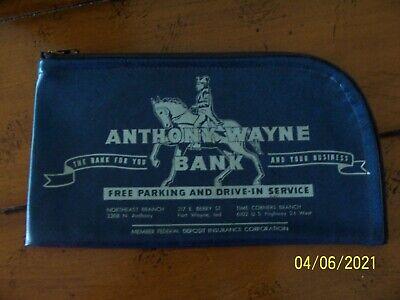 Anthony Wayne Bank Bag - Fort Wayne In
