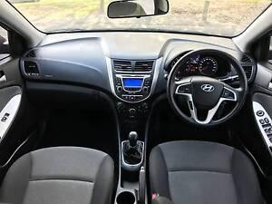 2012 Hyundai Accent Hatchback Herston Brisbane North East Preview