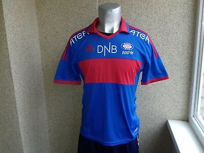 NORWAY Vålerenga ADIDAS CAMISETA 2012-2013 Home football shirt M JERSEY SOCCER image
