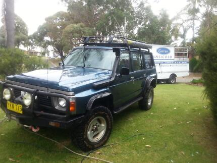 1990 Nissan Patrol Wagon Eagle Vale Campbelltown Area Preview
