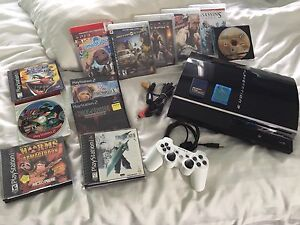 500GB PS3 - Backward Compatable (PS1 & PS2)