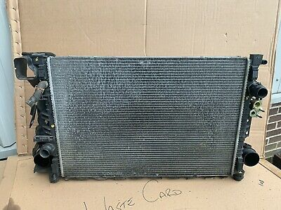 VOLVO XC60 D5-D4 2400CC RADIATOR PACK 2010-2017 Only RADS @ Intercooler No Fan