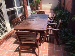 Jarrah Outdoor Table In Adelaide Region Sa Gumtree