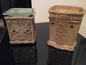 Beautiful Scentsy Warmers and refills!