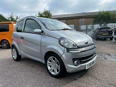 2011 MICROCAR MGO SXi AUTO RUNS AND DRIVES SPARES OR REPAIRS IN CANNOCK STAFFS