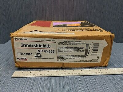 Lincoln Welding Wire 564 25 Lb Spool Innershield Ed035566