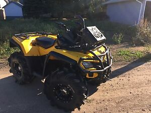 Can-Am Outlander 800 2008