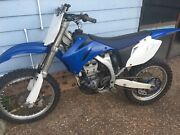 Yamaha 2007 YZ450F 450cc Rutherford Maitland Area Preview