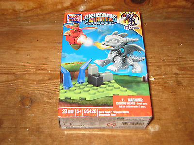 12 pieces Spyro BNIP Mega Bloks #95479 Skylanders Swap Force Battle Portal