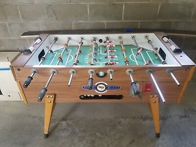 Deutscher Meister Foosball Table Shopping Bin Search EBay Faster - Deutscher meister foosball table