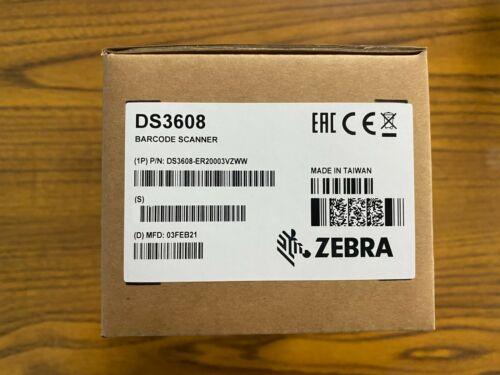 New Zebra DS3608-ER Ultra-Rugged 1D/2D Hand Scanner DS3608-ER20003VZWW