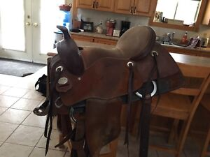 Awesome saddle for sale - make an offer