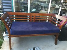 Two seater timber chair Far Pavillions Greenslopes Brisbane South West Preview