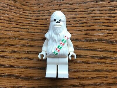 Lego Star Wars Advent Calendar Christmas Chewbacca Wookie Minifigure USED