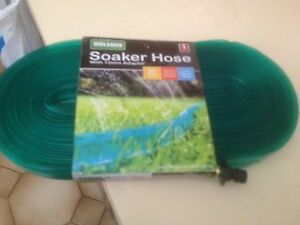 Holman 20m soaker hose with adaptor Picnic Point Bankstown Area Preview