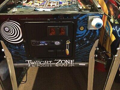Eyeball Pinball Shooter Rod Twilight Zone Elvira Dialed In