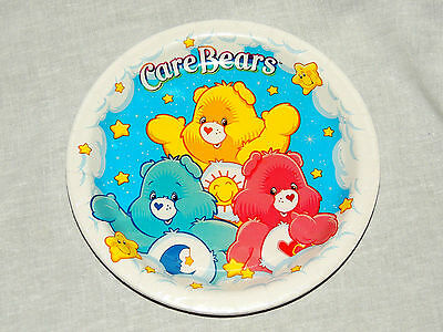 Care Bear Party Supplies (NEW CARE BEARS   8-PAPER LUNCH PLATES 9