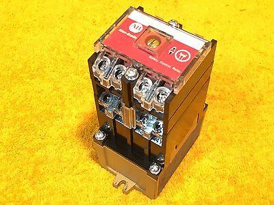 ***PERFECT**CLEAN** ALLEN BRADLEY 700S-P710A1 SERIES D 8-POLE 120V COIL AC RELAY