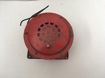 Vintage Rare Ibm Simplex 4032-1 Fire Alarm Remote Horn Red