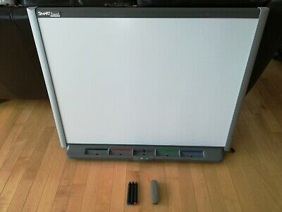 Untested Smartboard 48 Digital Whiteboard Unit Only Sb640-001815 Smart Board