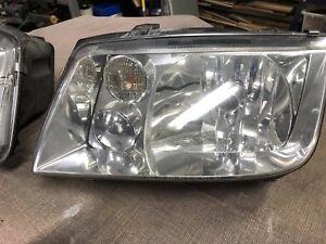 Mk4 Volkswagen Jetta headlights