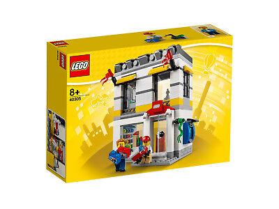 LEGO® 40305 Retail Store Micro Brand Store Geschäft  Laden NEU OVP BLITZVERSAND (Lego Stores)