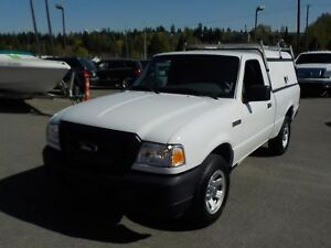2011 Ford Ranger XL 2WD with Canopy