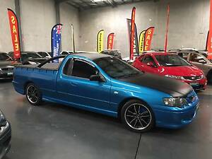 2004 Ford Falcon XR6 UTE  FAST FINANCE OR RENT TO OWN Arundel Gold Coast City Preview