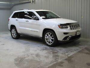Jeep Grand Cherokee Summit 4WD 5.7 LITRES*GPS-CUIR*GARANTIE*