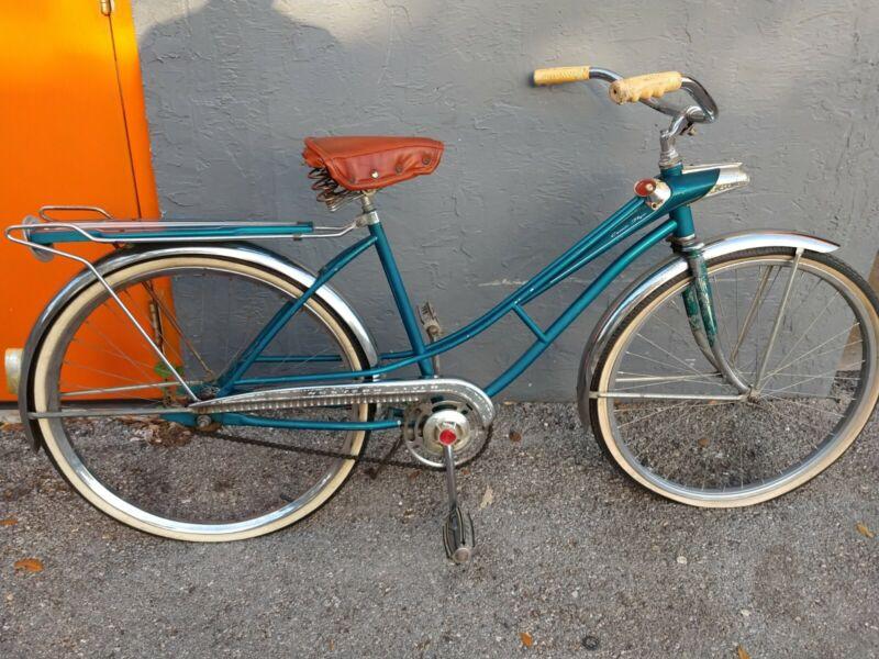 Cosmic flyer Western Flyer Vintage bicycle