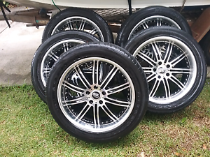 "20"" STAMFORD SSW PHANTOM RIMS X5 Nelson Bay Port Stephens Area Preview"