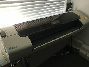 "HP Designjet T1100ps 48"" large format printer Cottesloe Cottesloe Area Preview"