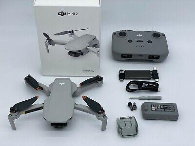 DJI Mini 2 Drohne mit 12MP - 4K Kamera, 249g - gebraucht