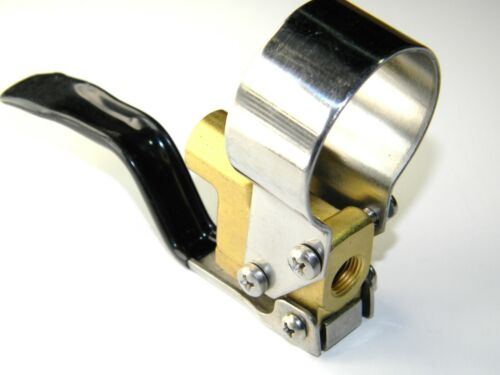Carpet Cleaning - WP Detail Tool Valve with Bracket