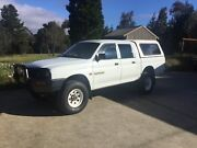 Mitsubishi Triton 1998 Diesel Lithgow Lithgow Area Preview