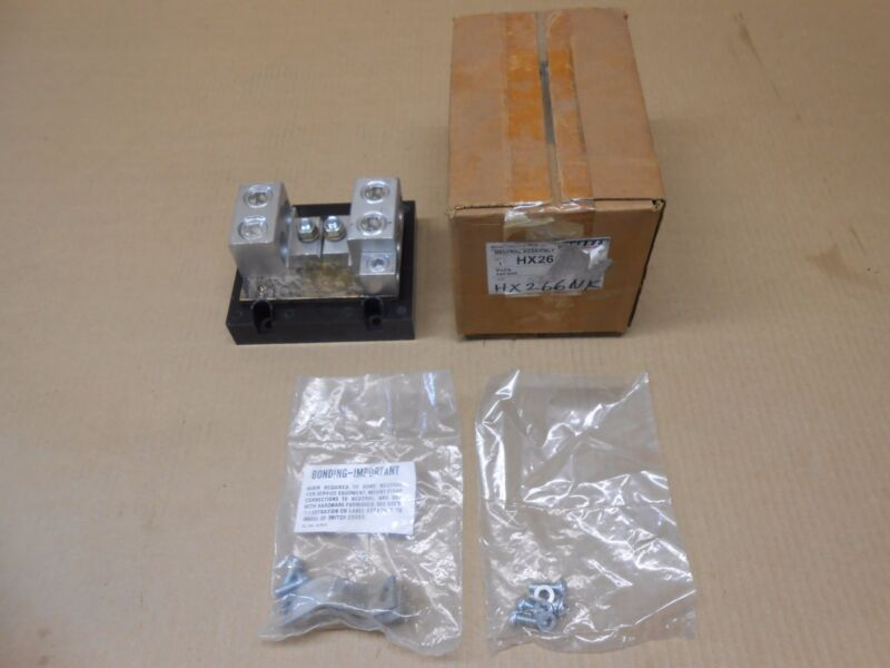 1 NIB MURRAY SIEMENS HX266NK NEUTRAL ASSEMBLY KIT 240V 600AMP