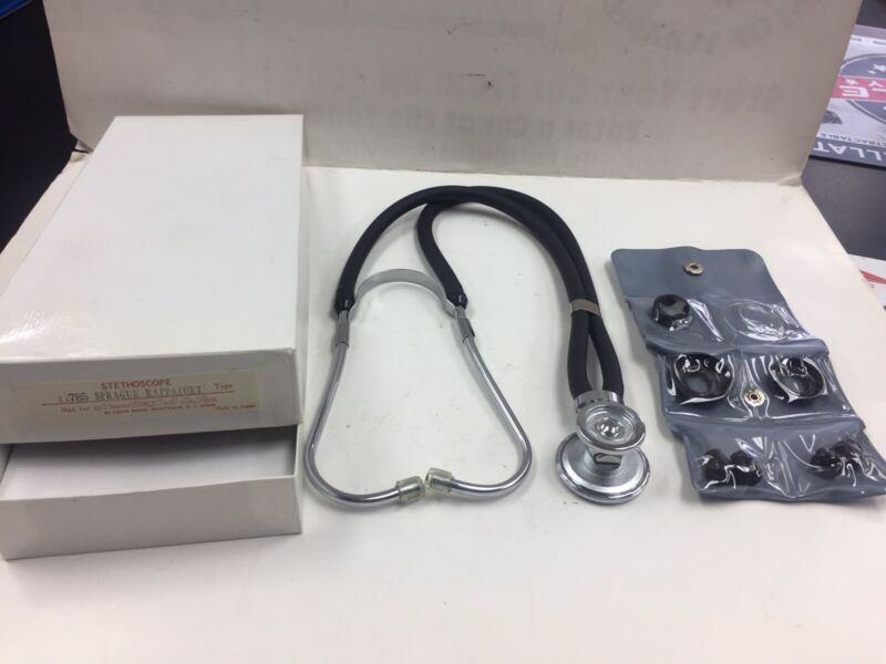 Stethoscope Sprague Rappaport * Model 1785 * Made In Japan* NEW IN BOX .