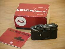 LEICA COLLECTION FOR SALE, M3, M2, M4 +Lenses ETC ALL REDUCED !!! Brighton-le-sands Rockdale Area Preview