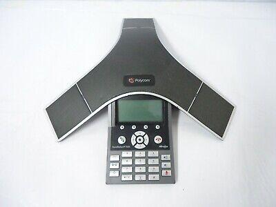Polycom Soundstation Ip 7000 Poe Conference Phone 2201-40000-001 Great Unit