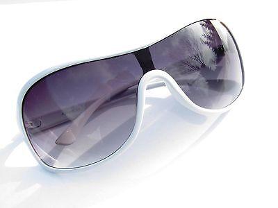 Ravs Damenbrille Fauen Sonnenbrille Fashion Sonnenbrille weiß