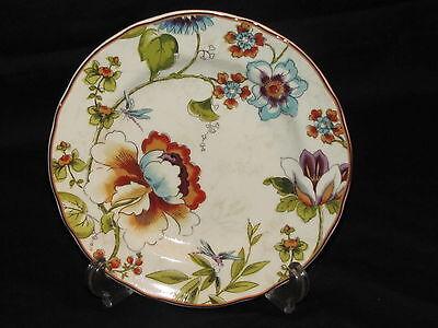 New 222 FIFTH Bella Vista Fine China Porcelain 4 Piece Salad Plate Set