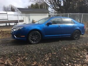 Ford fusion 2012 v6 sel