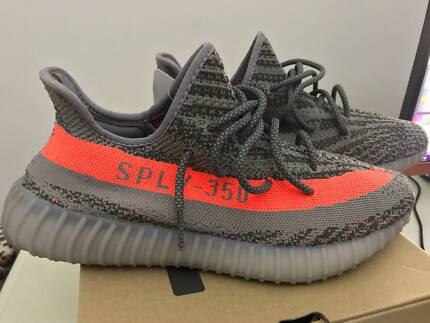 Adidas Yeezy 350 Beluga US10 100% Auth - Deadstock WITH Receipts